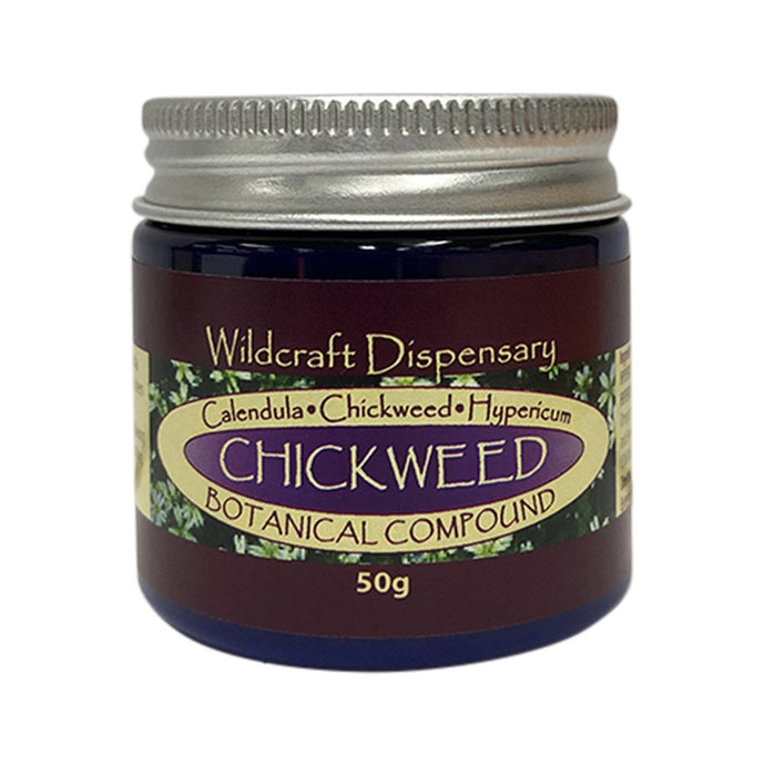 Wildcraft Dispensary, Chickweed Natural Ointment, 50g