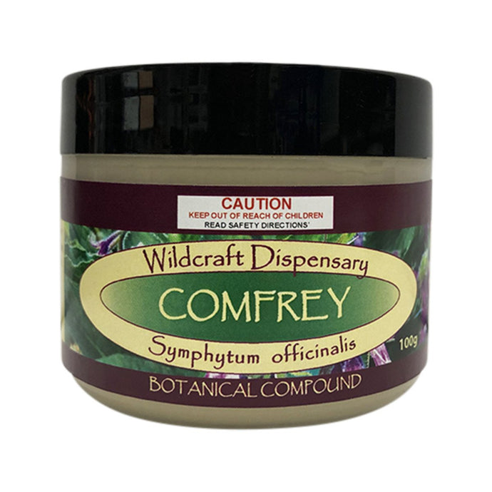 Wildcraft Dispensary, Comfrey Natural Ointment, 100g
