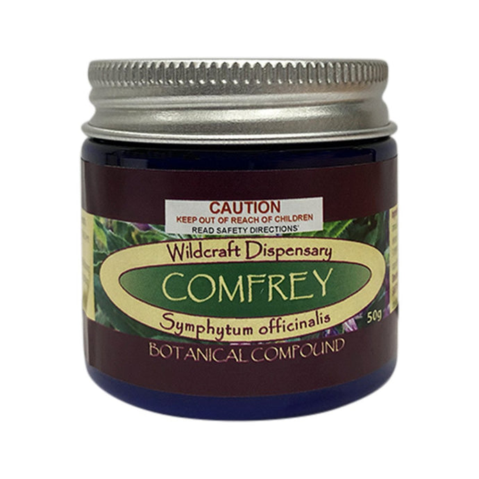 Wildcraft Dispensary, Comfrey Natural Ointment, 50g