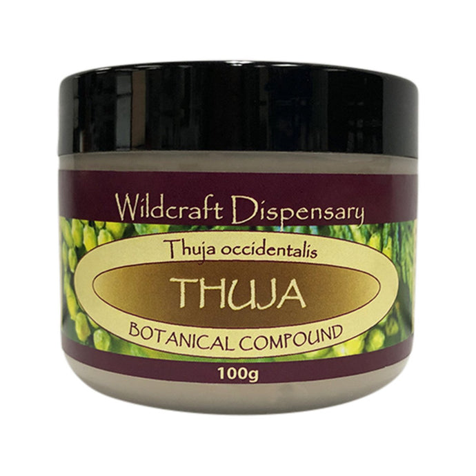 Wildcraft Dispensary, Dispensary Thuja Natural Ointment, 100g