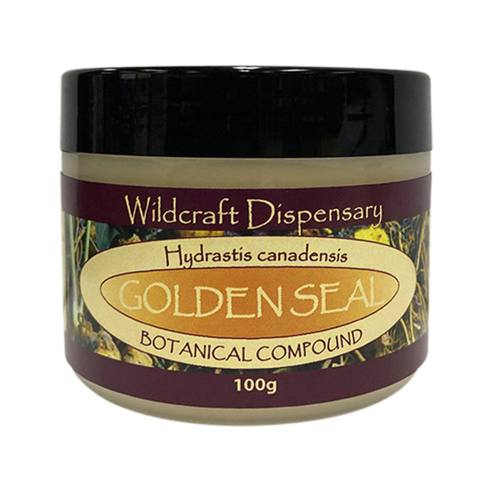 Wildcraft Dispensary, Golden Seal Natural Ointment, 100g