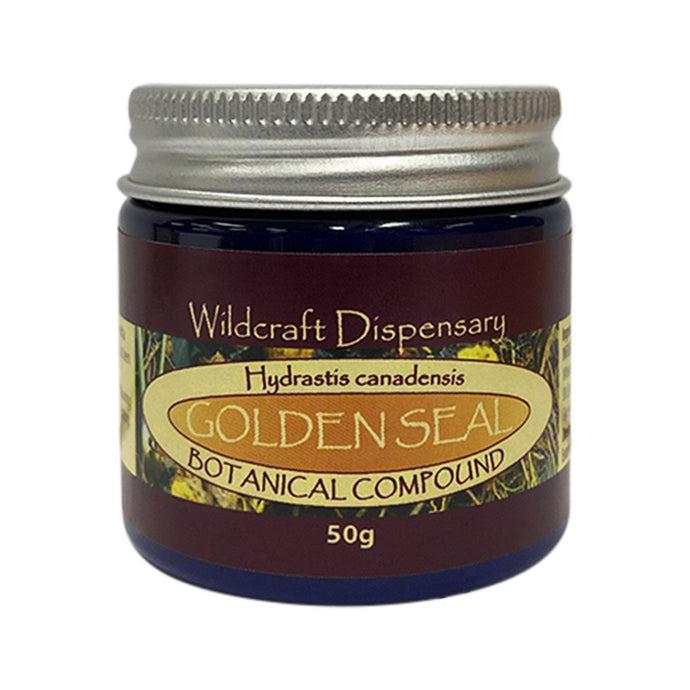 Wildcraft Dispensary, Golden Seal Natural Ointment, 50g