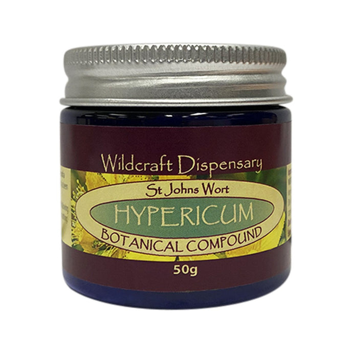 Wildcraft Dispensary, Hypericum Natural Ointment, 50g