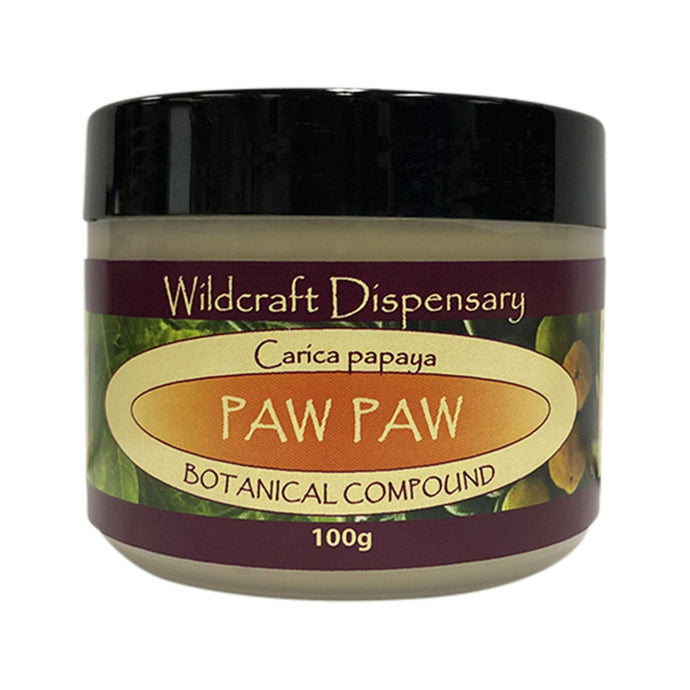 Wildcraft Dispensary, Paw Paw Natural Ointment, 100g