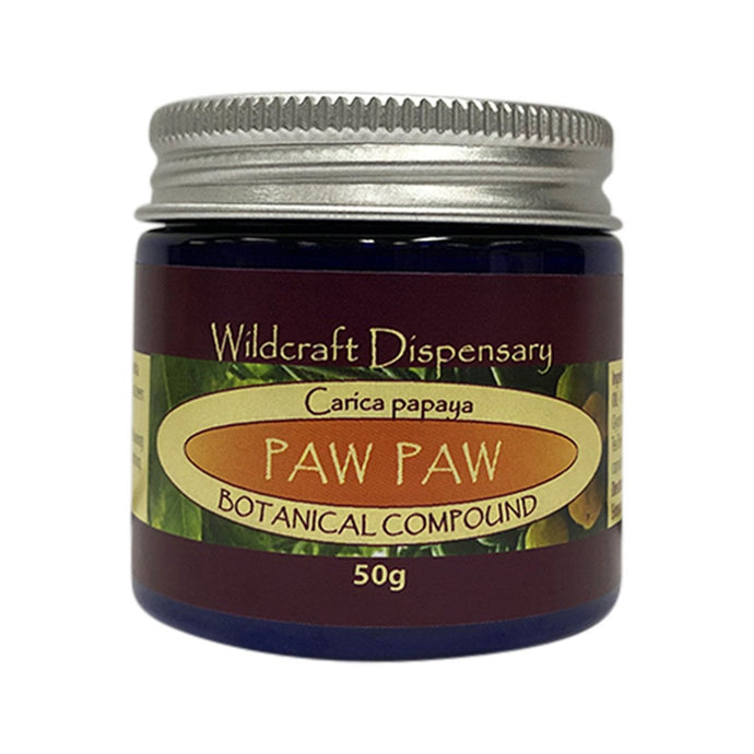 Wildcraft Dispensary, Paw Paw Natural Ointment, 50g