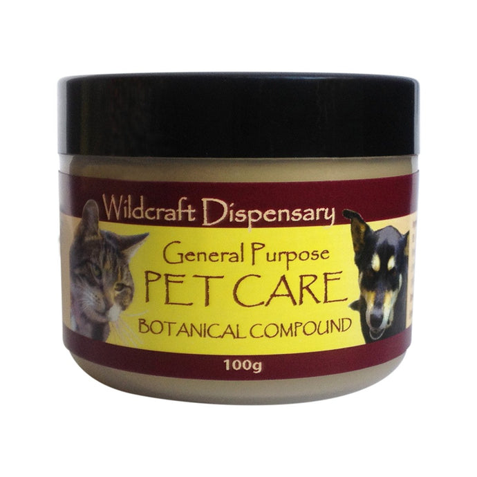 Wildcraft Dispensary, Pet Care Natural Ointment, 100g