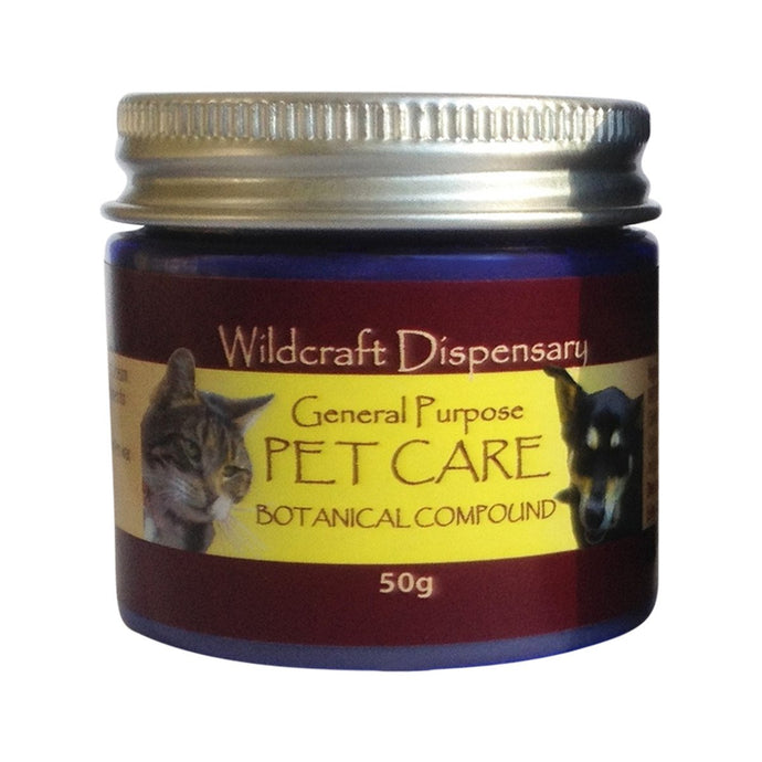 Wildcraft Dispensary, Pet Care Natural Ointment, 50g