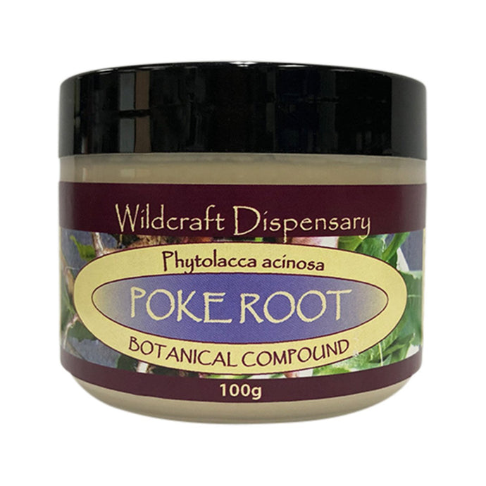 Wildcraft Dispensary, Poke Root Natural Ointment, 100g