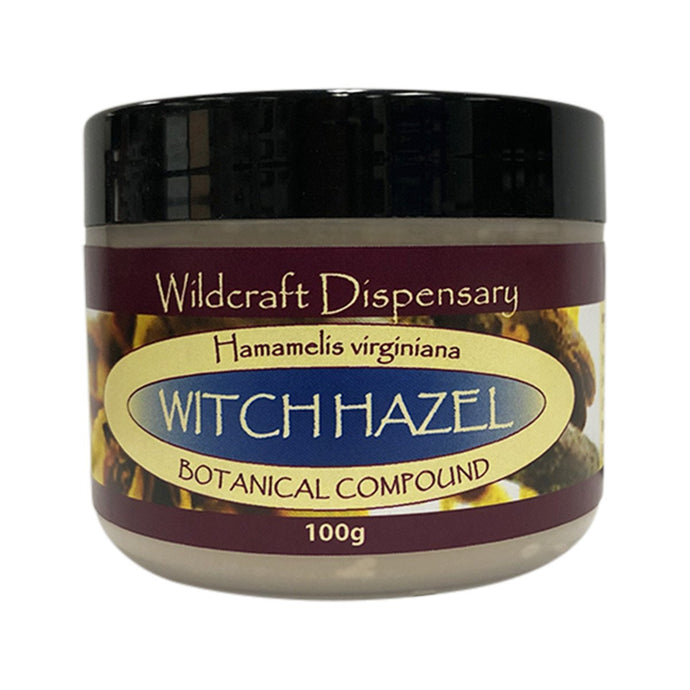 Wildcraft Dispensary, Witch Hazel Natural Ointment, 100g
