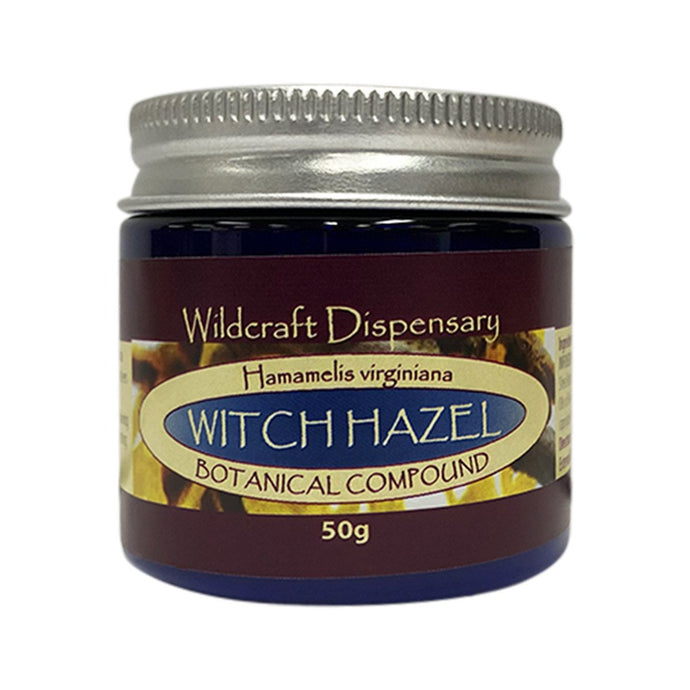 Wildcraft Dispensary, Witch Hazel Natural Ointment, 50g