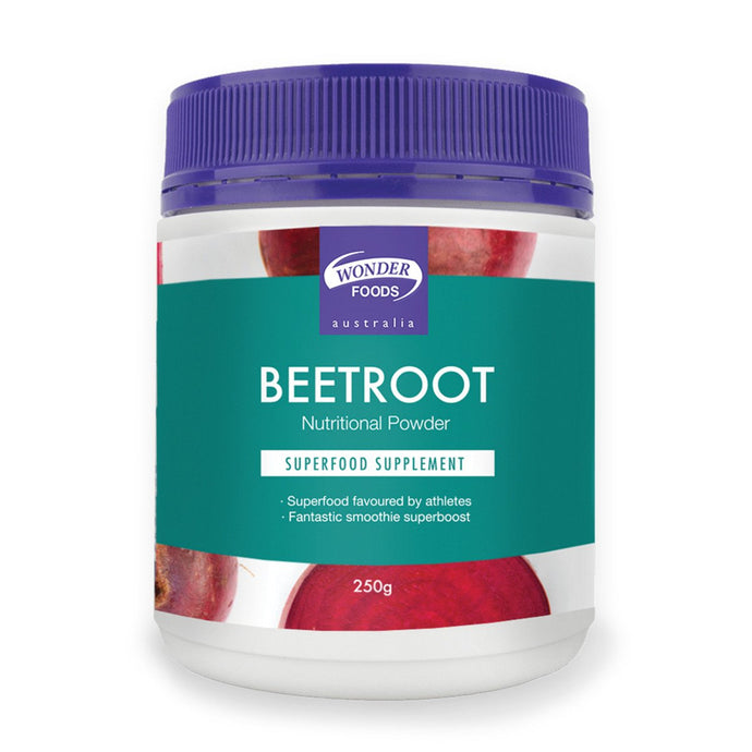 Wonder Foods, Beetroot, 250g