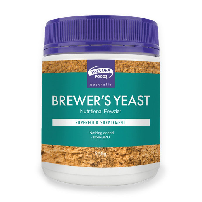Wonder Foods, Brewer'S Yeast, 250g