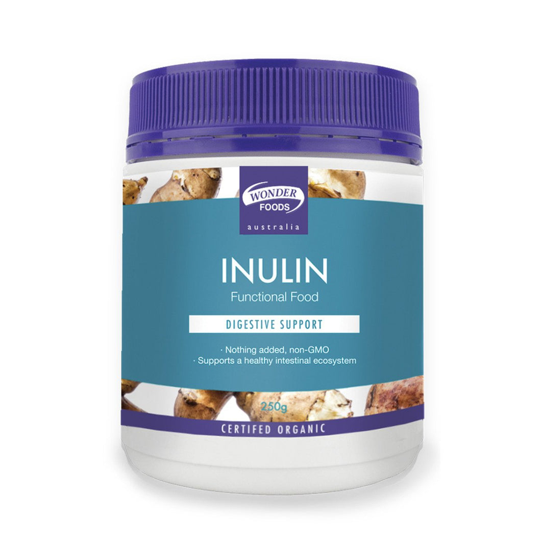 Wonder Foods, Organic Inulin, 250g