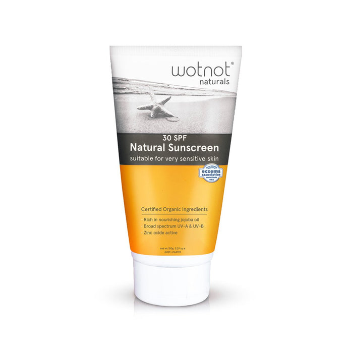Wotnot,, 30 Spf Deeply Moisturising Sun,screen, 150g