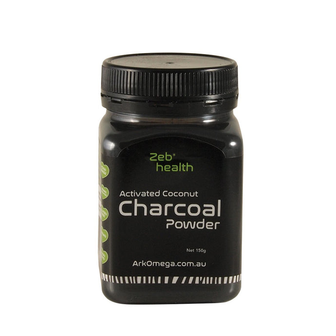Zeb Health, Activated Coconut Charcoal Powder, 150g