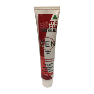 Zen Therapeutics, Herbal Gel (Joint & Muscle Pain Relief), 40g