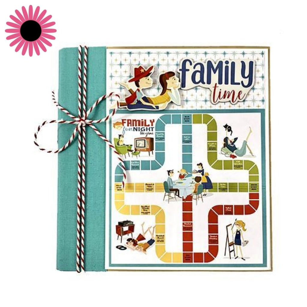 Family Time Album Kit