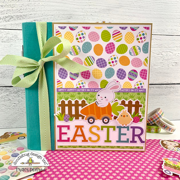 Pre Order Easter Scrapbook Album Kit