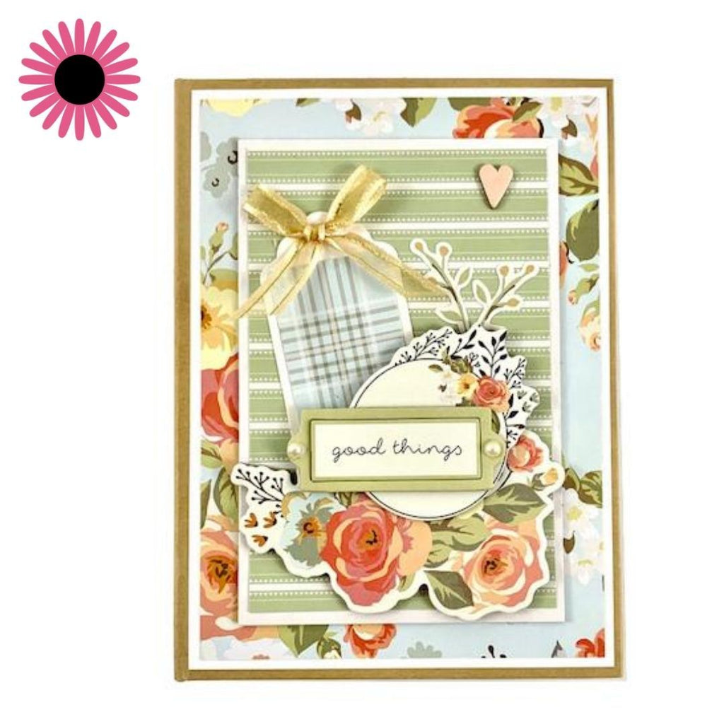 Good Things Scrapbook Album Instructions, Digital Download
