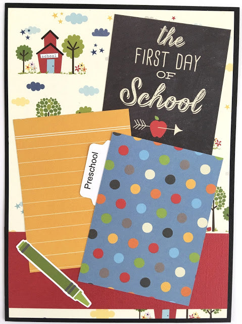 School Days Album Instructions, Digital Download