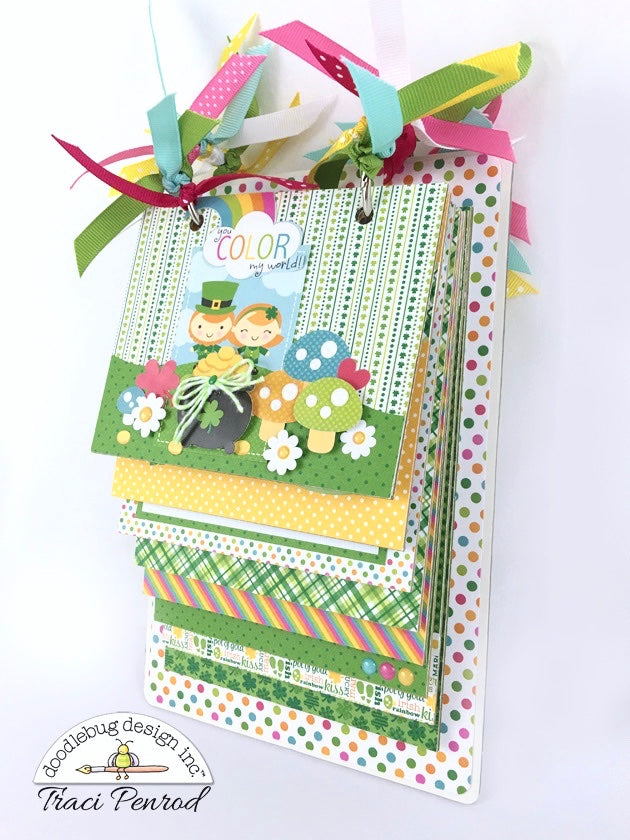 Maggie Holmes Clipboard Album by Crate Paper