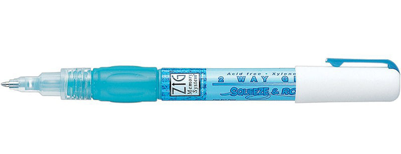 ZIG - Memory System - 2 Way Glue Pen - Squeeze and Roll