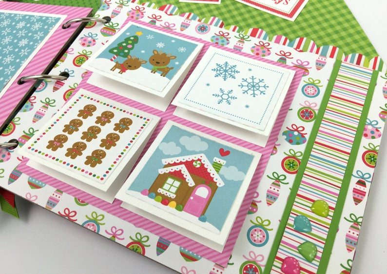 Christmas House Album Instructions, Digital Download