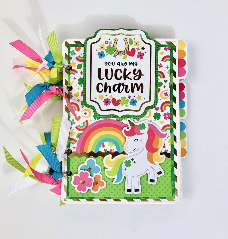 Lucky Charm Album Instructions, Digital Download