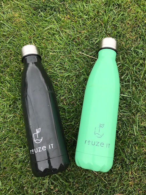 Stainless Steel Reusable Drink Bottles | Plastic Free Family Activities
