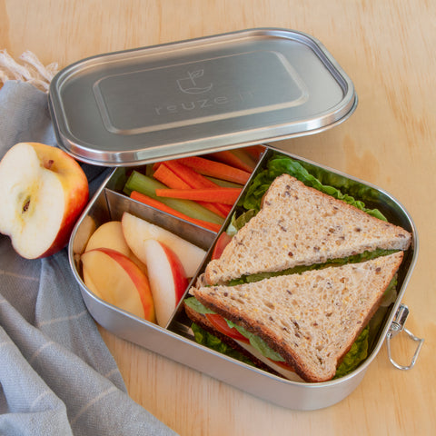 Reuze It Stainless Steel Lunch Box