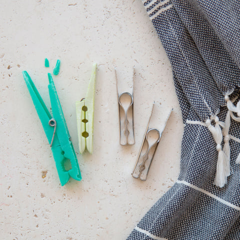 Stainless Steel Pegs | Reuze It | Eco Friendly Product