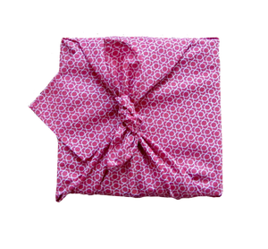 Fabric Wrapping Paper - Cherry Single Sided | Gift Wrapping | Reuze It | Eco Store | Eco Friendly Products