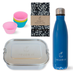 Zero Waste Back to School Bundle | Bundle | Reuze It | Eco Store | Eco Friendly Products