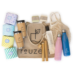 Zero Waste Couples Bundle | Bundle | Reuze It | Eco Store | Eco Friendly Products
