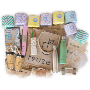 Zero Waste Family Bundle | Bundle | Reuze It | Eco Store | Eco Friendly Products