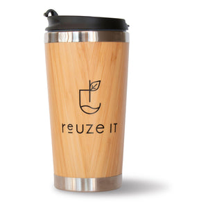 Bamboo Coffee Cup | Coffee Cup | Reuze It | Eco Store | Eco Friendly Products