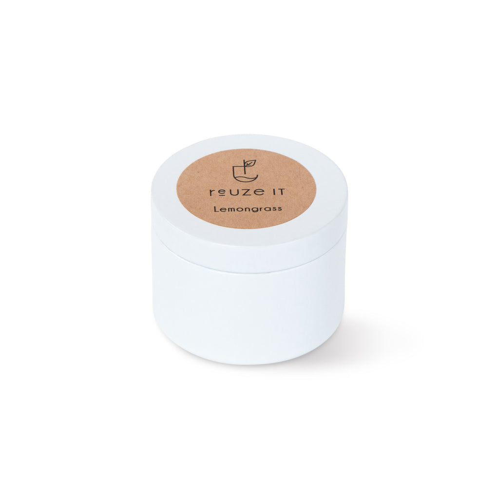 Candle - Lemongrass | Candle | Reuze It | Eco Store | Eco Friendly Products