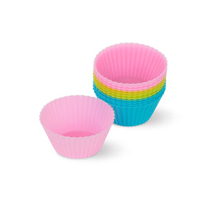 Silicone Muffin Moulds