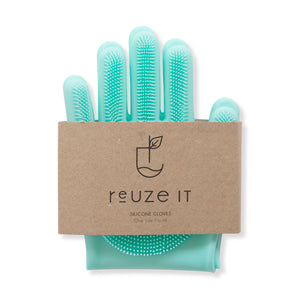 Silicone Cleaning Gloves | Cleaning aids | Reuze It | Eco Store | Eco Friendly Products