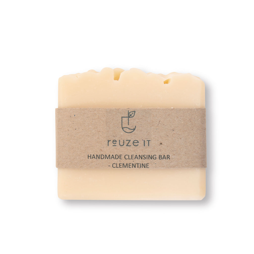 Cleansing Bar - Clementine