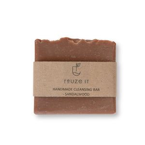 Cleansing Bar - Sandalwood | Soap | Reuze It | Eco Store | Eco Friendly Products