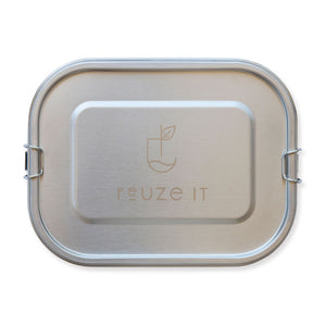Stainless Steel Lunchbox | Storage | Reuze It | Eco Store | Eco Friendly Products