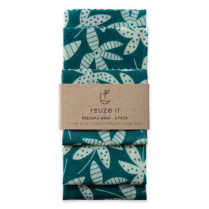 Beeswax Wrap - 3pk | Storage | Reuze It | Eco Store | Eco Friendly Products