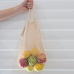 Organic Cotton Mesh Shopping Bag | Shopping Bag | Reuze It | Eco Store | Eco Friendly Products