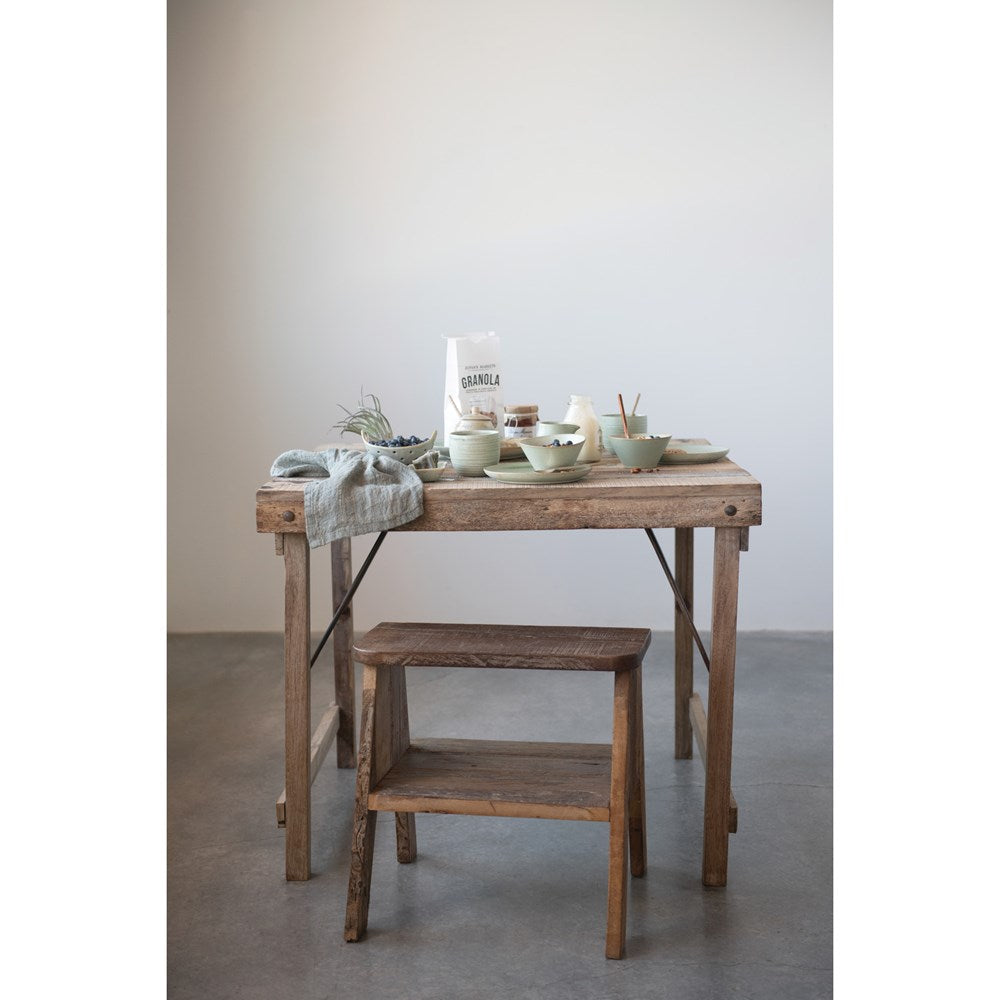Reclaimed Wood Folding Table (Each One Will Vary)