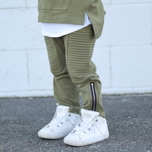 Hunter Moto Skinnies