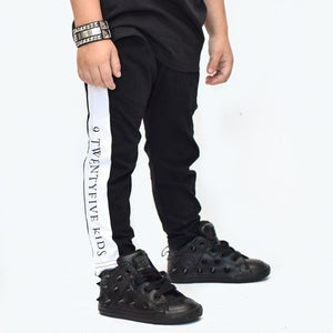 Logo Side stripe Skinnies