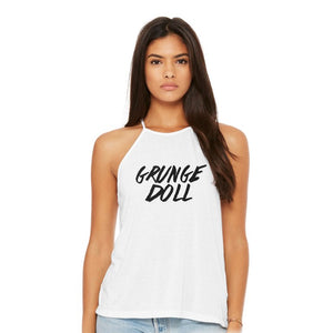 Adult Grunge Doll Tank Top