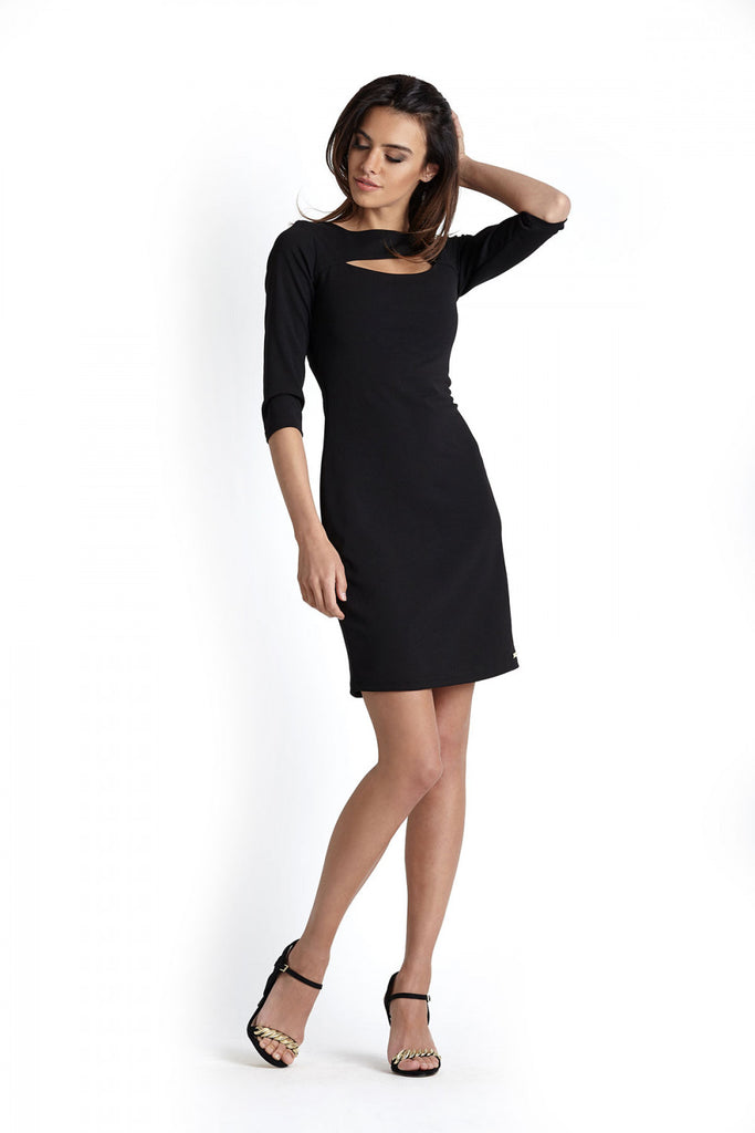 Short dress model 124044 IVON