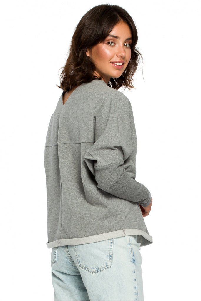 Sweatshirt model 124063 BE